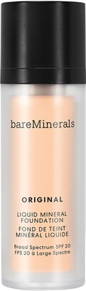 bareMinerals Original Liquid Mineral Foundation Broad Spectrum SPF 20
