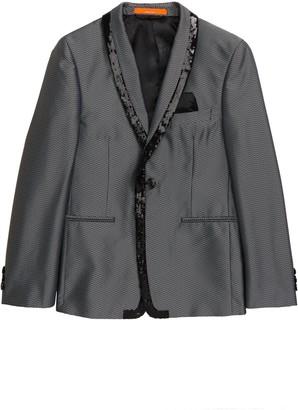 Tallia Sequin Print Sport Coat