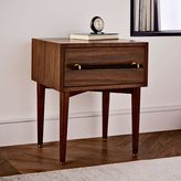west elm Benson Nightstand - Dark Walnut