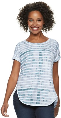 Sonoma Goods For Life Women's Supersoft Dolman Tunic