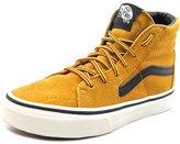 Vans Sk8-Hi Youth US 3 Tan Skate Shoe