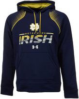 Under Armour Men's Notre Dame Fighting Irish Metallic Chrome Ink Hoodie