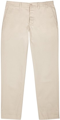 Norse Projects Aros Sand Slim-leg Cotton Chinos