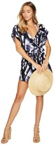 Dolce Vita In The Shade Wrap Romper Cover-Up Women's Jumpsuit & Rompers One Piece