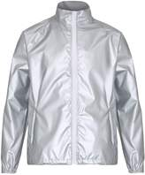2786 Mens Contrast Lightweight Windcheater Shower Proof Jacket (2XL)
