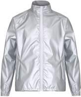 2786 Mens Contrast Lightweight Windcheater Shower Proof Jacket (L)