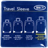 "Bric's Bellagio Transparent 32"" Spinner Luggage Cover"