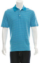 Ermenegildo Zegna Striped Polo Shirt