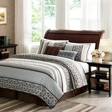 Nobrand No Brand Cambridge Quilted Coverlet Set