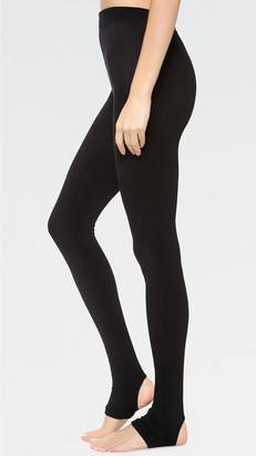 Plush Fleece Lined Tights with Stirrups