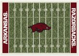 Bed Bath & Beyond University of Arkansas Home Field Rug