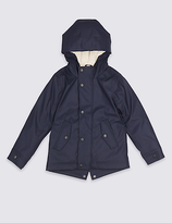 Marks and Spencer Hooded Coat with StormwearTM (3 Months - 7 Years)