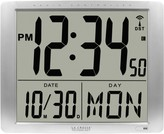 La Crosse Technology Atomic Extra-Large Digital Wall Clock