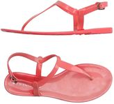 Twin-Set Thong sandals