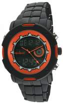 Peugeot Men's 1024 Digital Chronograph Orange Ana-Digi Sports Watch