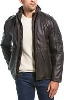 Andrew Marc Hartz Leather Jacket