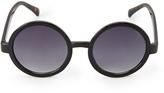 Forever 21 FOREVER 21+ Round Sunglasses