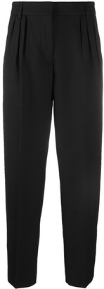 Acne Studios Micro-Pleated Tailored Trousers