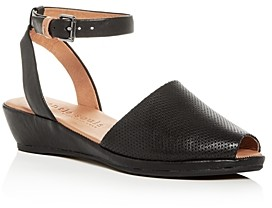 Kenneth Cole Gentle Souls by Women's Lily Demi-Wedge Sandals
