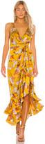 Bronx and Banco Narciss Midi Dress