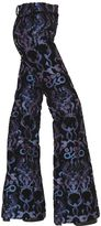 Roberto Cavalli Animals Devore Pants