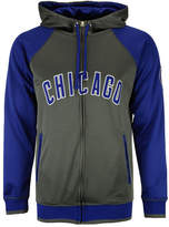 Majestic Men's Chicago Cubs Fanatic Raglan Full-Zip Hoodie