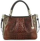Brahmin Ruby Leather Shoulder Bag