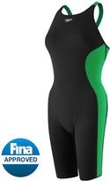 Speedo Powerplus Youth Kneeskin Tech Suit Swimsuit 8140177