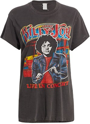 MadeWorn Billy Joel Live In Concert Graphic T-Shirt