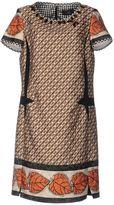 Clips Short dresses - Item 34695911