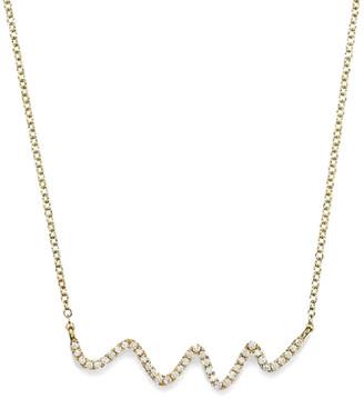 Meira T 14K 0.17 Ct. Tw. Diamond Necklace