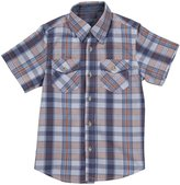 E-Land Kids Check Shirt (Toddler/Kids) - Emberglow-4