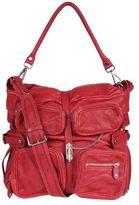 Velvetine Medium leather bag