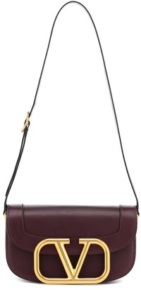 Valentino Garavani Supervee Small leather shoulder bag