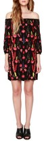 Willow & Clay Women's Embroidered Off The Shoulder Dress