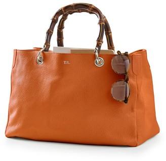 Mark & Graham Bamboo Elisabetta Slouch Handbag