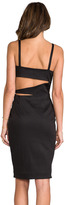 Bec & Bridge BEC&BRIDGE Tyra Wrap Front Dress