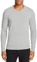 AG Green Label Ridgewood V-Neck Sweater