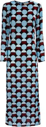 La DoubleJ Printed Swing Dress