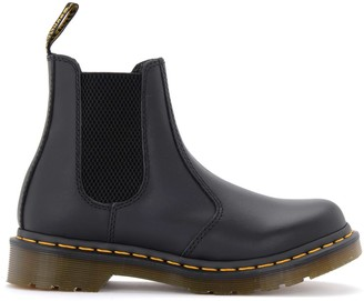 Dr. Martens Chelsea Boot Model 2976 In Black Nappa Leather