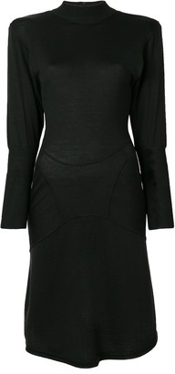 Alaia Pre-Owned fitted short dress