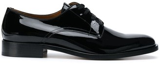 Givenchy Patent Lace-Up Shoes