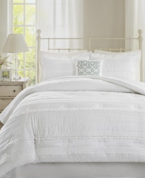 Madison Home USA Celeste 5-Pc. California King Comforter Set Bedding