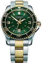 Victorinox Maverick Date Bracelet Strap Watch