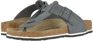 Birkenstock Medina (Desert Soil Blue Birko-Flortm) Men's Shoes
