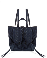Kooba Bobbi Mini Backpack In Indigo