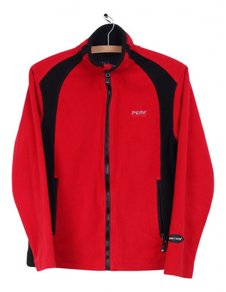 Peak Performance Red Polyester Jackets