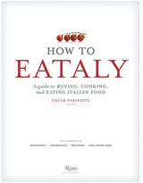 Rizzoli How to Eataly