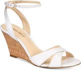 Nine West Kami Two-Piece Wedge Sandals
