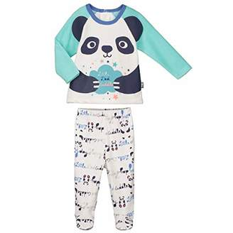 Camilla And Marc 2 Piece Baby Trousers with Feet pandalapin - 9 Months (74 cm)